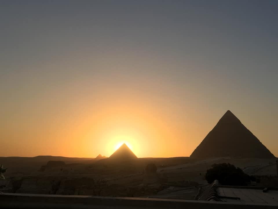 Анастасия Андерсон Луксор пирамиды
