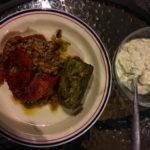 ГЕМИСТА (фаршированые овощи) и ТЗАТЗЫКИ. Типичные греческие блюда